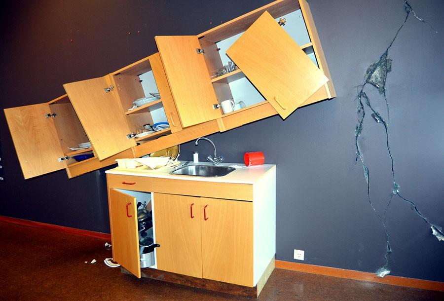 Muzeum trzęsienia ziemi w Kópasker