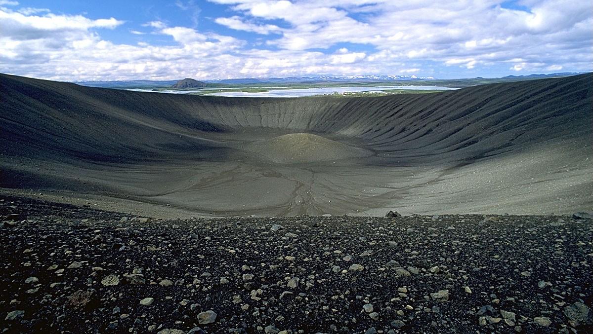 krater Hverfjall