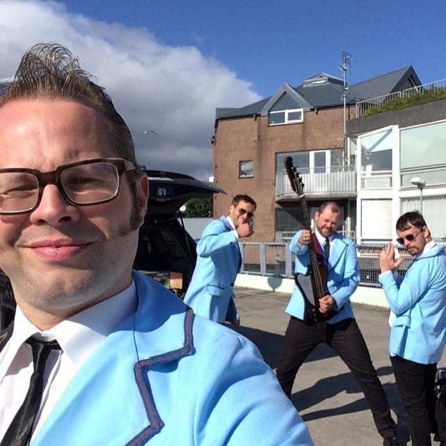 Islandzki zespół Brim
