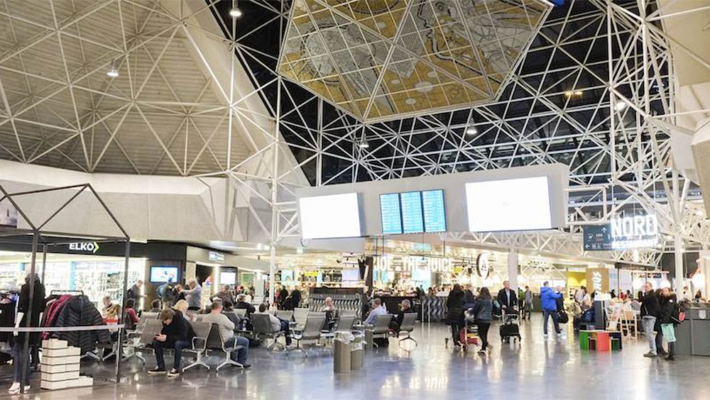 Lotnisko w Keflaviku / fot. Isavia