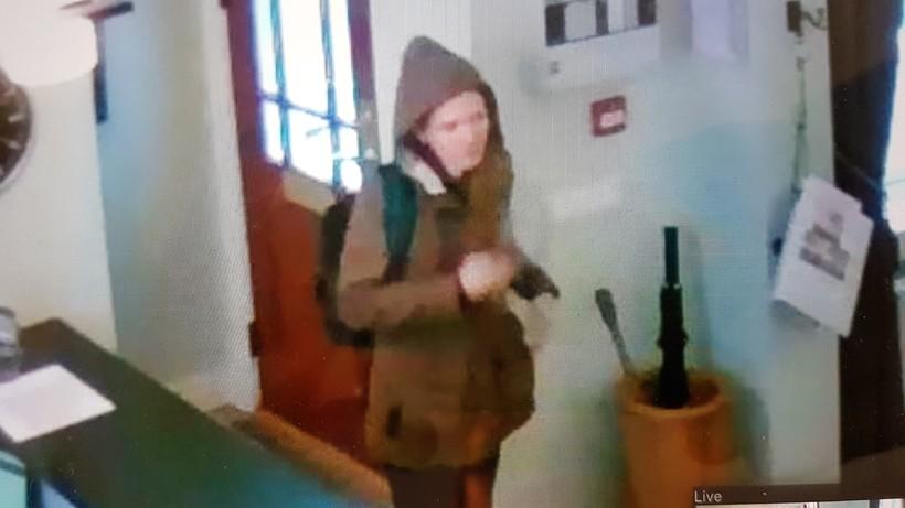 Zdjęcie pokazujące poszukiwaną kobietę/ fot. policja