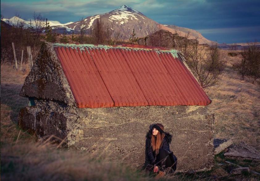 Zosia Drożyńska. WYRÓŻNIENIE. #ja_w_islandii.