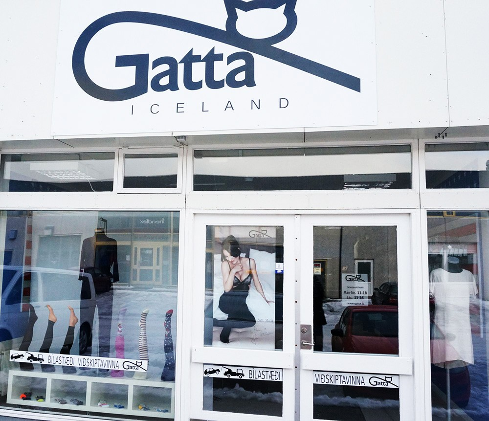 Gatta.is - Reykjavík ul. Faxafen 12