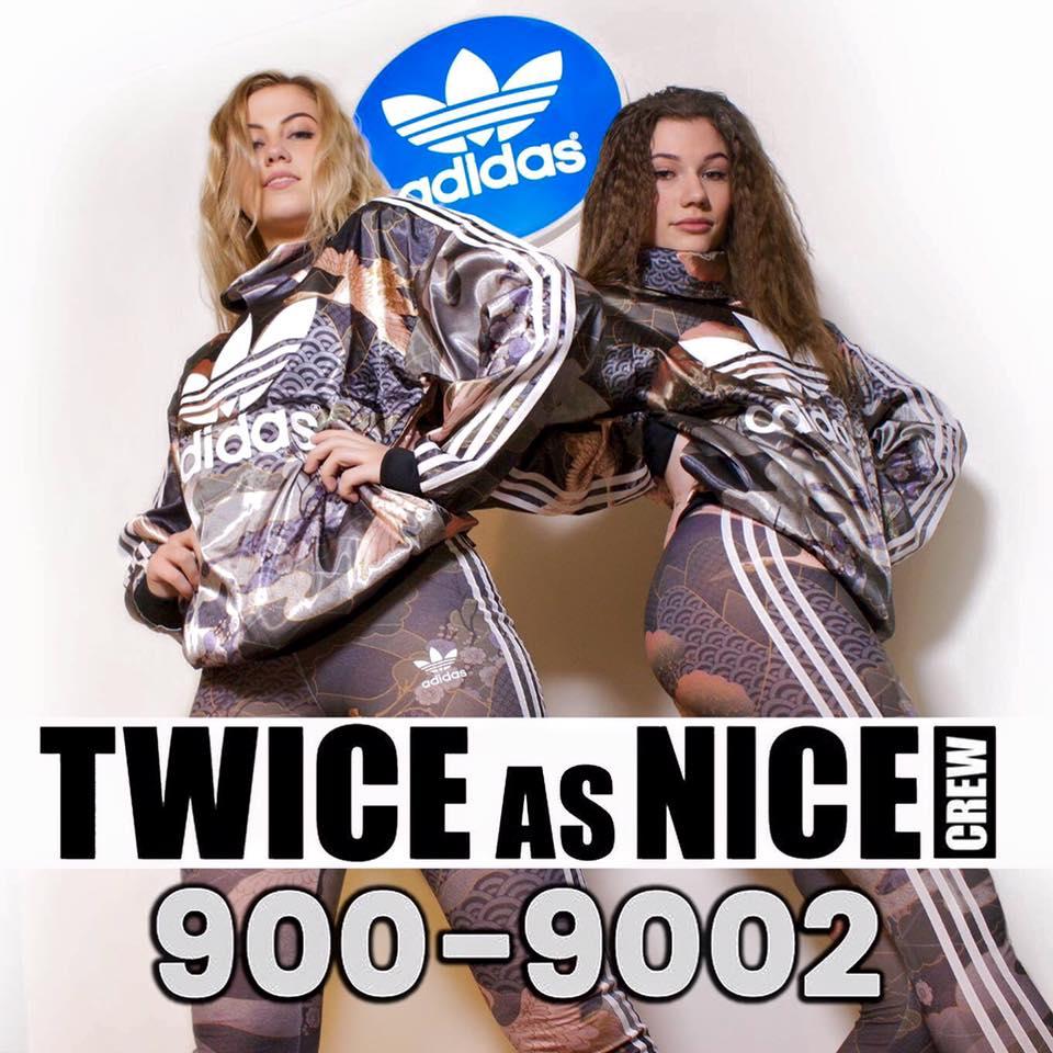 Twice as Nice Ísland Got Talent
