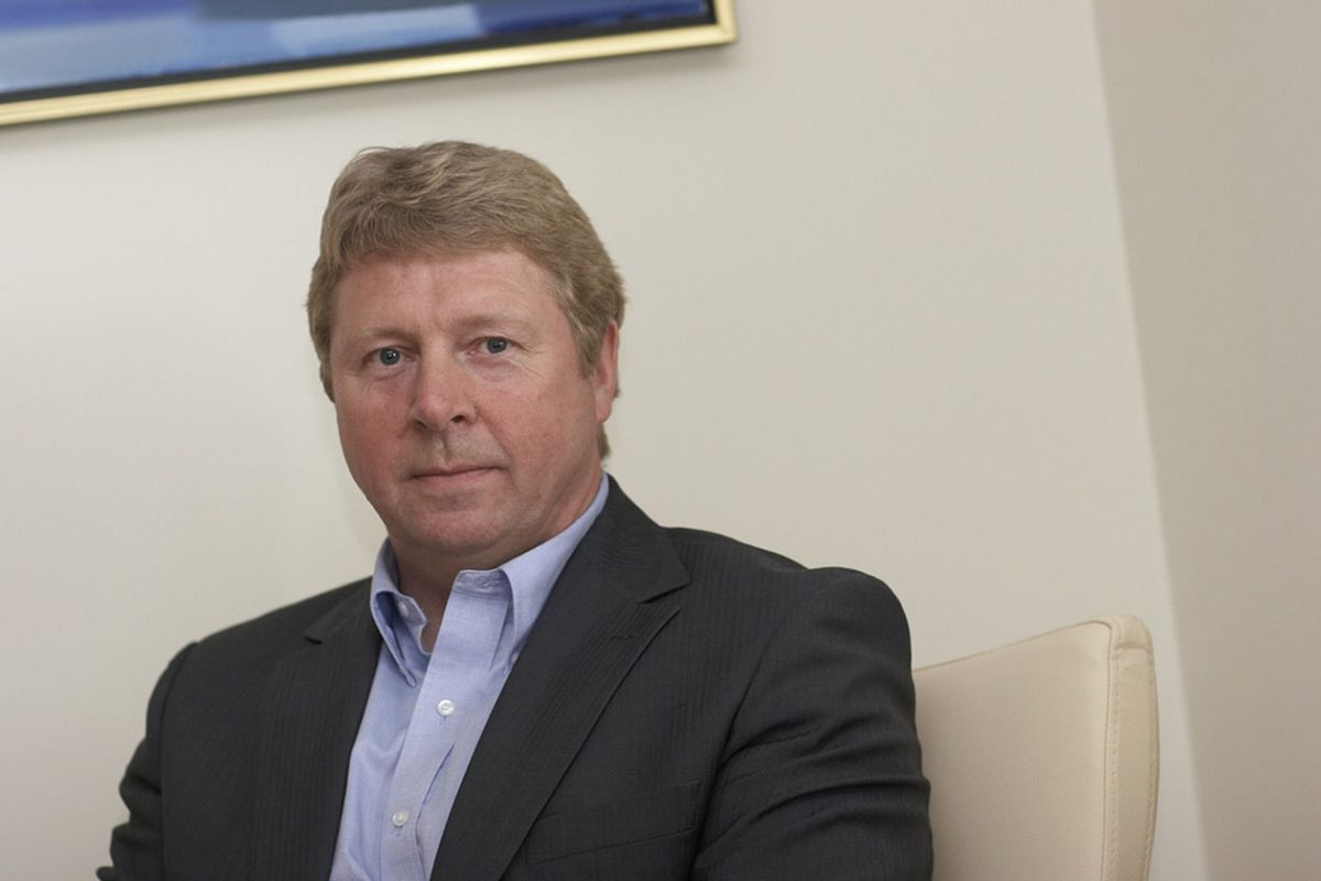 Finnur Ingólfsson, były minister oraz prezes Banku Centralnego Islandii