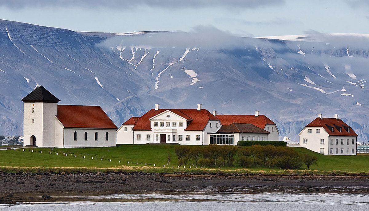 Bessastaðir / fot. Jón Óskar