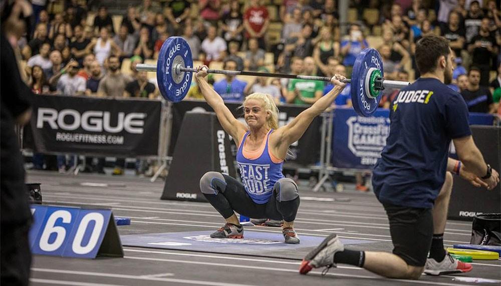 Ragnheiður Sara Sigmundsdóttir zajęła 1 miejsce w zawodach