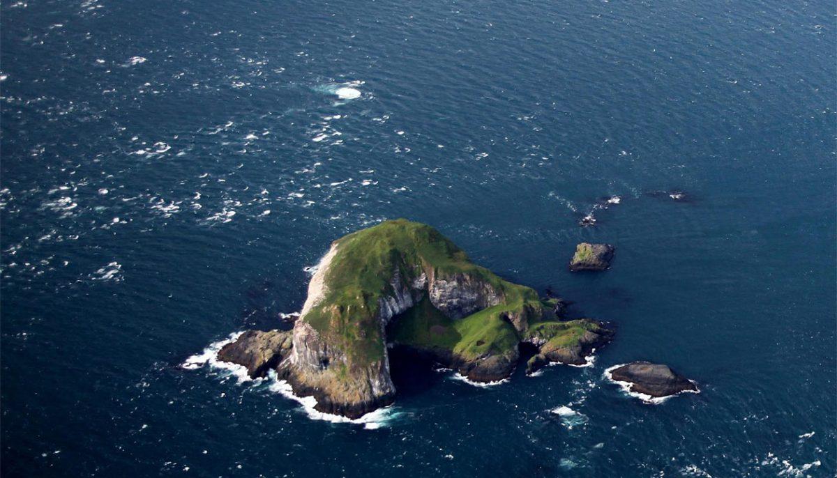 Wyspa Skrúður