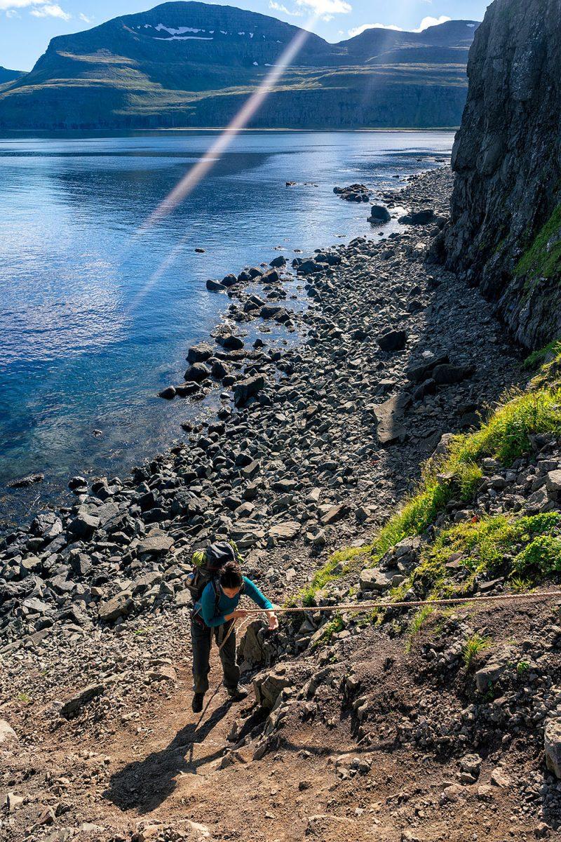 Hornstradir jest położone na samym skraju koła podbiegunowego i sprawia wrażenie jakby znajdowało się za krawędzią cywilizacji.