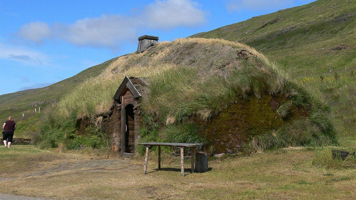 Eiríksstaðir, gdzie zamieszkiwał Eryk Czerwony