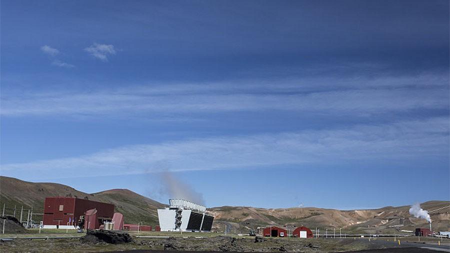 Elektrownia geotermalna Leirbotn