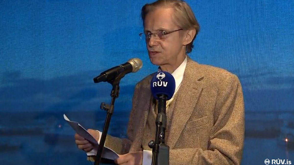 Zdjęcie pochodzi z materiału filmowego ruv.is